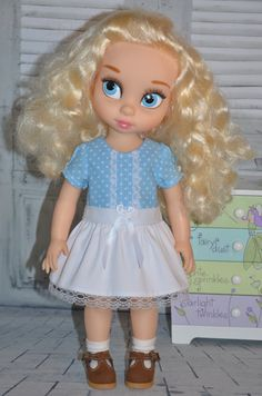 Disney Animator's Collection 16 Doll Dress . by Symidollsclothes