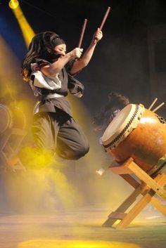 Show: Arigatou - Obrigado, Brasil! A dança e o taiko que dedicamos a você.