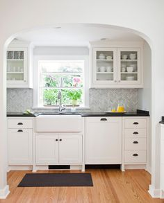 Laurelhurst - traditional - Kitchen - Seattle - ROM architecture studio