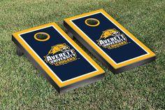 Cornhole Game Set - Averett University Cougars Border Version 1 - 33974