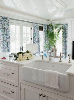 SHAW farmhouse sink is my favorite!