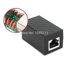 $9.09 (Buy here: https://alitems.com/g/1e8d114494ebda23ff8b16525dc3e8/?i=5&ulp=https%3A%2F%2Fwww.aliexpress.com%2Fitem%2FNetwork-RJ45-Surge-Protector-Thunder-Lightning-Arrester-Protection-Device-Lightning-Arrester-SPD-for-Ethernet-Network%2F32213693186.html ) Network RJ45 SPD Surge Protector Thunder Lightning Arrester Protection Device SPD for Ethernet Network Switch Router Device for just $9.09