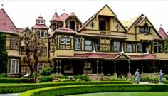I want to go to the Winchester Mystery house SOOOO BAD!! Who wants to go with me? Then we can just go to Disneyland afterward :)