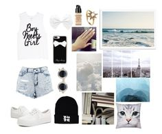 """""""Hb"""" by anjela-02 on Polyvore featuring Boohoo, Casetify, Chanel, Art Addiction, Mr Perswall, M&Co, Givenchy and Anzie"""