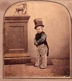 General Tom Thumb as Villikins.