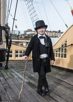 The Dickensian scenes in Bristol expose the harsh realities of living in Victorian Britain while struggling the cope with the poverty of the era
