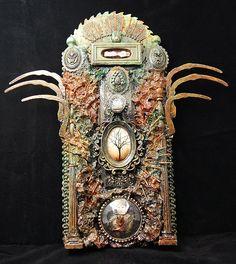 amazing steampunk decoration