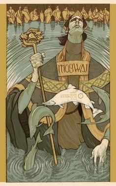 Mogwai - Portfolio rfkelly, (Chinese mythology) - Vengeful ghost or demon