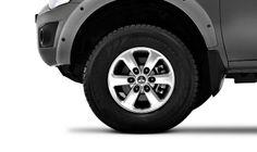 Mais do que um carro, a L200 Triton GLX é uma parceira que encara desafios e não foge do batente, com a força e resistência tradicional da família L200 Triton e excelente custo-benefício.