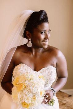 Multicultural Blue and Yellow Canadian Wedding - Munaluchi Bridal Magazine