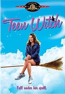 Oh my god! I loved Teen Witch as a kid!!  I'm still waiting for my magic to kick in hahahaha