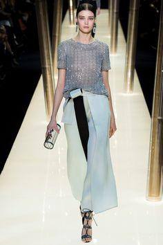 Armani Privé #VogueRussia #couture #springsummer2015 #ArmaniPrivé #VogueCollections