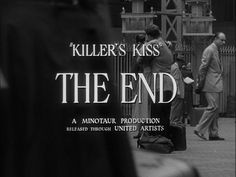 Killers Kiss (1955) Stanley Kubrick