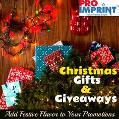 Get personalized Christmas gifts or giveaways and show your customers how much you care. Trending holiday promotional items for everyone at every budget. Customize with your message or artwork to spread cheer! Christmas Gift For You, Unique Christmas Gifts, Personalized Christmas Gifts, Christmas Presents, Holiday Decor, Family Events, House Warming, Giveaway, Gift Wrapping
