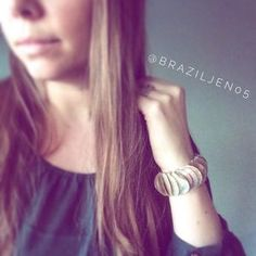 I just discovered this while shopping on Poshmark: Shell Bracelet from Brazil. Check it out! Price: $24 Size: OS