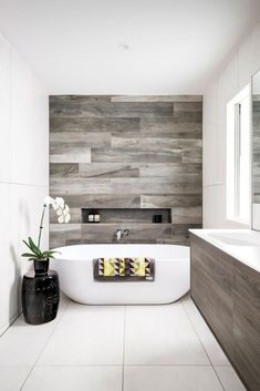 15 Space Saving Tips for Modern Small Bathroom Interior Decorating Colors Interior Modern Bathroom Design Ideas Better Homes Gardens mo. Laundry In Bathroom, Bathroom Renos, Bathroom Ideas, Bathroom Wall, Bathroom Tiling, Washroom, Bathroom Cabinets, White Bathroom, Ensuite Bathrooms