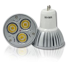 MR16 LED-Strahler / 220 Volt / Lichtfarbe Warmweiss / dimmbar !