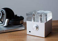 WA7 cube USB DAC headphone amp.