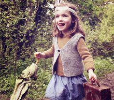 Hambro & Miller AW14 - Cosy Scandi style knitwear for kids | KID