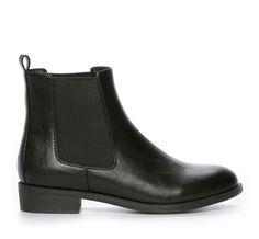 Din Sko Kängor och Boots Boots Skinnimitation Svart