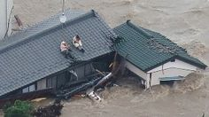 Heavy flooding wreaks havoc in Japan per CNN 2.8 million advise to evacuate but I am not sure where they would go?
