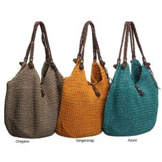 The Sak 'Indio' Crochet Tote