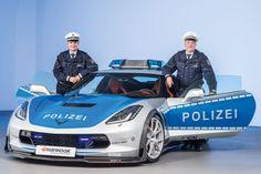 #TUNE IT! SAFE!-#Kampagnenfahrzeug 2016 – TIKT Performance Corvette