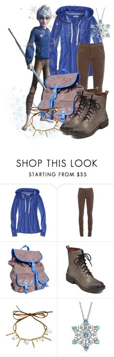 """""""Jack Frost ROTG"""" by jess-d90 ❤ liked on Polyvore featuring American Eagle Outfitters, Citizens of Humanity, Lucky Brand, by / natalie frigo and Reeds Jewelers"""