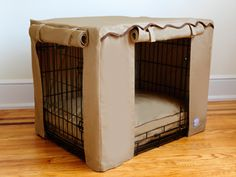 doggie crate cover!!