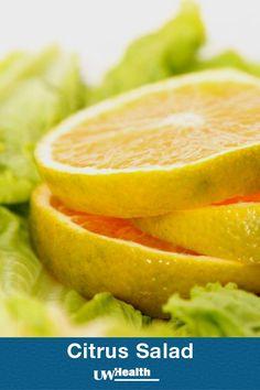 Boston Citrus Salad  #healthy #salad