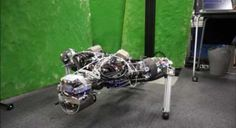 Humanity Has Built A Robot That Sweats From Its Bones