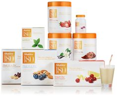 Take your shape in a whole new direction with Shaklee 180. www.christievanpelt.myshaklee.com