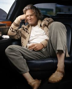 Jeff Bridges by Sam Jones