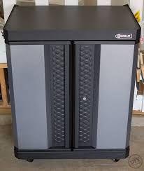Kobalt 72 In H X 48 W 20 D Metal Multipurpose Cabinet At Lowes Man Stuff 2018 Pinterest Metals Garage Organization And
