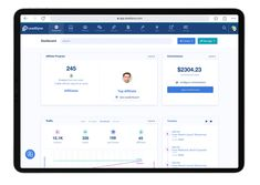 Grow and manage your affiliate, influencer or referral program. Try our affiliate software free for 30 days. Tracking Software, New Jersey, Affiliate Marketing, Easy