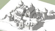 Kuvahaun tulos haulle sketchup castles