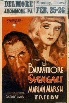 Svengali(1931) 8/10 - 7/28/15