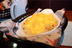 The Diner, cheesy Mac and cheese