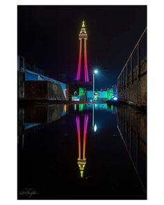 Blackpool, Northern Lights, Fair Grounds, Nature, Fun, Travel, Naturaleza, Viajes, Destinations