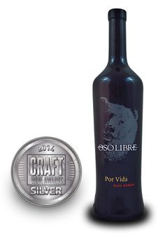 Craft Wine Awards 2014 | Oso Libre Por Vida