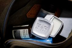 Solid cologne is spill-proof and comes housed in a small tin that fits quietly in your pocket, gym bag or dopp kit.