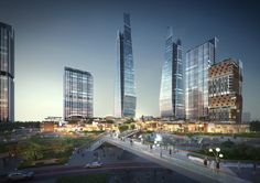 Gallery of Woods Bagot Mixed-Use Project Named One of Shenzhen's Most Important of 2016 - 1