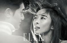 Go here for Lee Ki Woo and Lee Chung Ah's previously released spreads from Elle Korea's March edition. Lee Ki Woo, Kim Woo Bin, Cha Seung Won, Lee Seung Gi, Choi Jin Hyuk, Choi Seung Hyun, Korean Actresses, Korean Actors