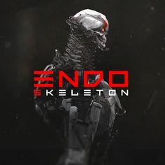 Project ENDO by Jarold Sng koon shan | Robotic/Cyborg | 3D | CGSociety