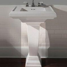 American Standard 0031.000.020 Town Square Pedestal Sink Leg (White): Amazon.ca: Tools & Home Improvement