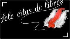 Antigua imagen de la cabecera de mi blog, 'Solo citas de libros', adaptada para redes sociales