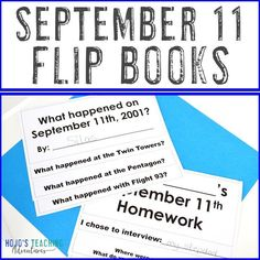 Many of today's students were not alive when September 11 took place, so how are elementary teachers supposed to teach about 9/11 in the classroom? This blog post has some great 9-11 ideas - freebies, books, videos, and more! Click to see how to use these for Patriot Day with 2nd, 3rd, 4th, 5th, or 6th grade upper elementary kids. #UpperElementary #PatriotsDay #SecondGrade #ThirdGrade #FourthGrade #FifthGrade #SixthGrade #September11 #Education Elementary Teacher, Upper Elementary, Fifth Grade, Second Grade, Remembering September 11th, Reading Recovery, Ell Students, Patriots Day, Map Skills