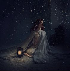 Los Angeles-based photographer Brooke Shaden crafts hauntingly-beautiful works that seem to live in their own world. As we've seen before, she's no stranger to composing dark-yet-hopeful images of women in surreal settings. People shine and objects levitate in outdoor landscapes whose dreamy coloring evokes a painterly quality to the work. It's clear that a lot …
