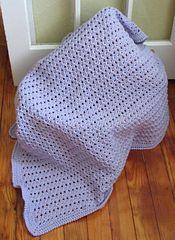 Ravelry: Ava-Lynn Baby Blanket pattern by C.L. Halvorson