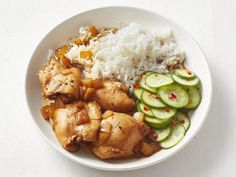 Instant Pot Coconut Chicken by Food Network Kitchen Instant Pot Pressure Cooker, Pressure Cooker Recipes, Slow Cooker, Pressure Cooking, Healthy Recipes, Cooking Recipes, Ninja Recipes, Cooking Videos, Healthy Foods